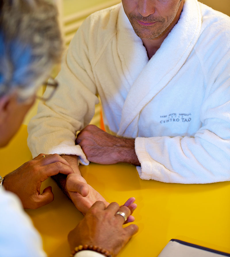 centro tao - controllo medico d'accoglienza - Natural medical spa sul Lago di Garda