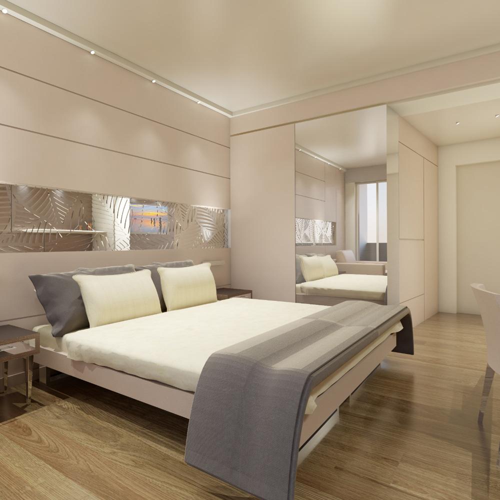 Camera prestige, raffinata e moderna Park hotel Imperial