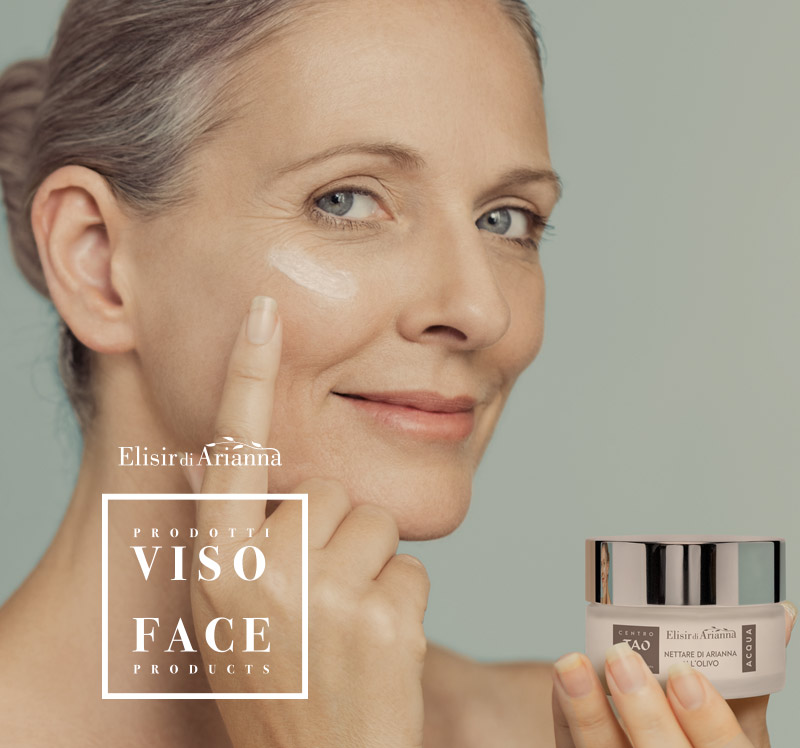 elisir d'arianna, prodotti naturali per il viso, per ogni tipo di pelle