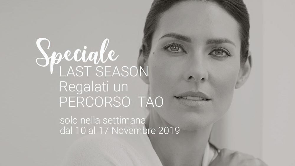 Offerta last season centro tao 2019