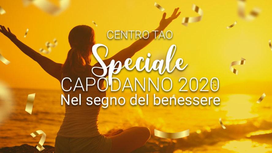 Speciale CAPODANNO 2020   Percorsi TAO
